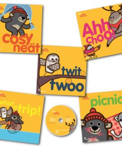 learn with mummy in the rockies, cute children books, English language