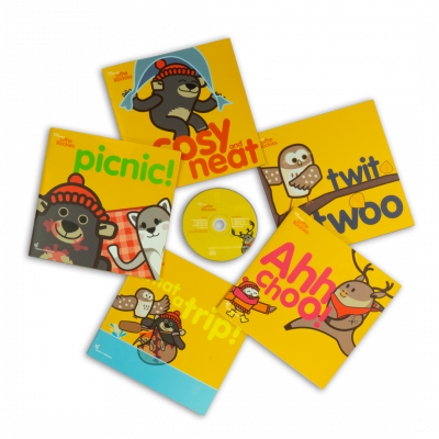 Libri + CD